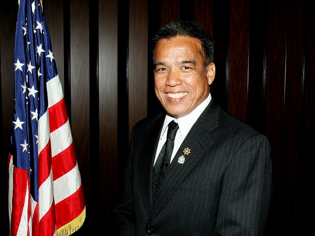 Shawn Tsuha. Photo courtesy Office of the Governor State of Hawaiʻi.