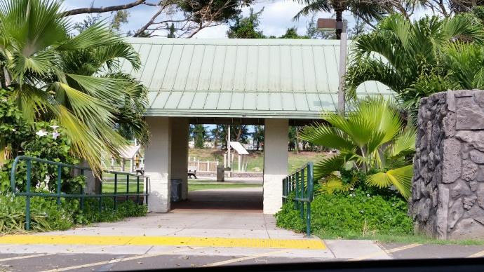 Keōpūolani Park, photo by Wendy Osher.