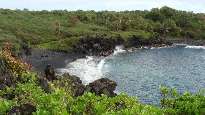 Waiʻānapanapa. Photo by Wendy Osher.