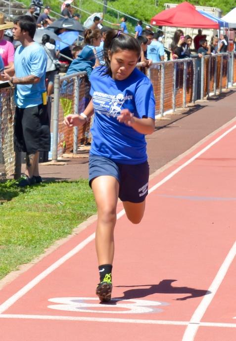 Heat 1, 1. Mallorie Vaught, Kamehameha, 30.14