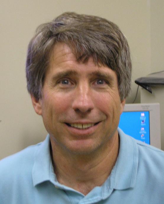 Dr. Christopher Kelley. Photo courtesy Maui Ocean Center.