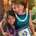 Local Children's Author to Read Her New Book at Makawao Library