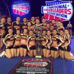 Hawaii All-Star Cheerleaders Add  Level 5 National Championship In Dallas