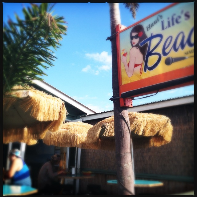 So long as any wind is blowing and you're properly SPF'ed, the front deck is the way to go. Photo by Vanessa Wolf