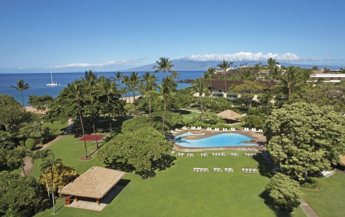 Kaanapali Beach Hotel. Courtesy photo.