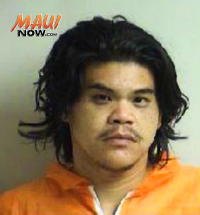 Keoni Vinuya Tomas. Photo courtesy Maui Police.