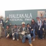 Maui Middle School Interns Graduate From Park Program