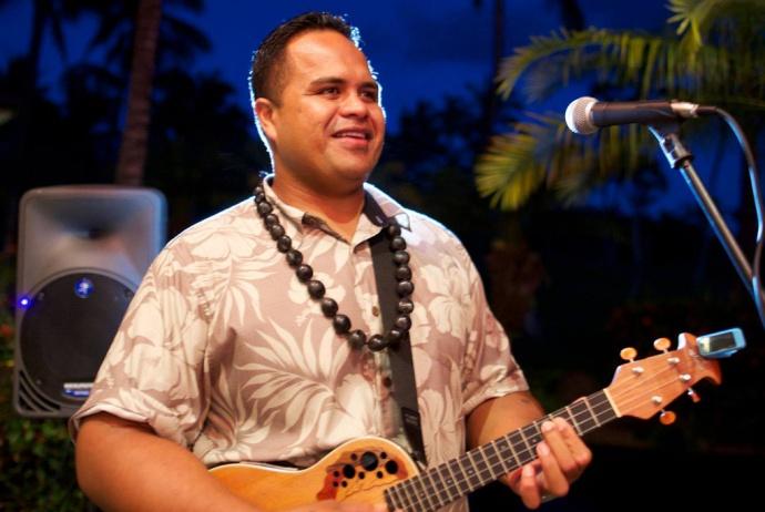 Marvin Tevaga. Courtesy photo.