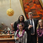 Boys & Girls Club Maui Members Recognized at State Capitol