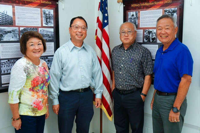NVMC 2015 board of directors. Courtesy photo.