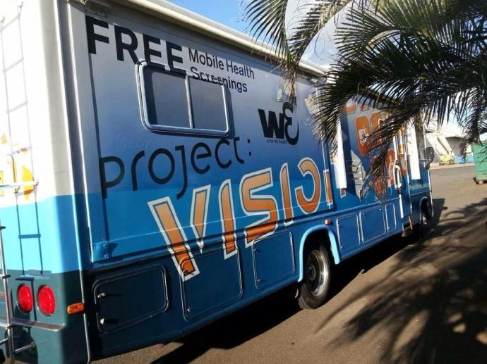 Photo credit: Project Vision Hawai`i photo by Jessica Steele