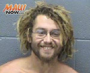 Randy Perez. Photo courtesy Maui Police Department.