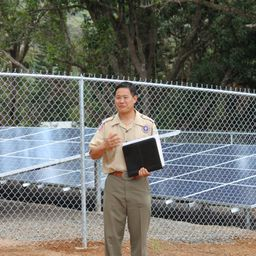 Maui County Council of the Boy Scouts of America's Scout Executive, Robert Nakagawa. Courtesy photo.