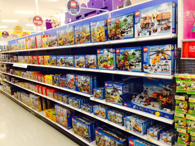 Boys Toy Store Aisle : Maui now a tour of target