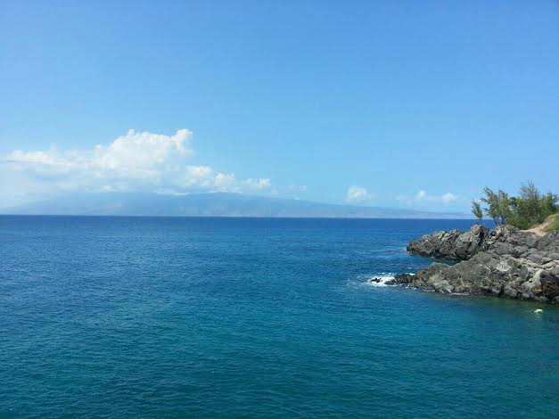 View from Cliff House at Kapalua. Maui Now photo.