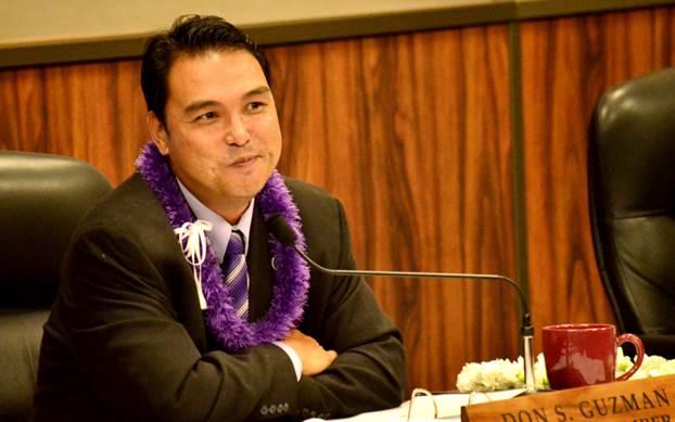 Don Guzman. Photo courtesy Office of Council Services.