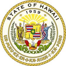 State seal.