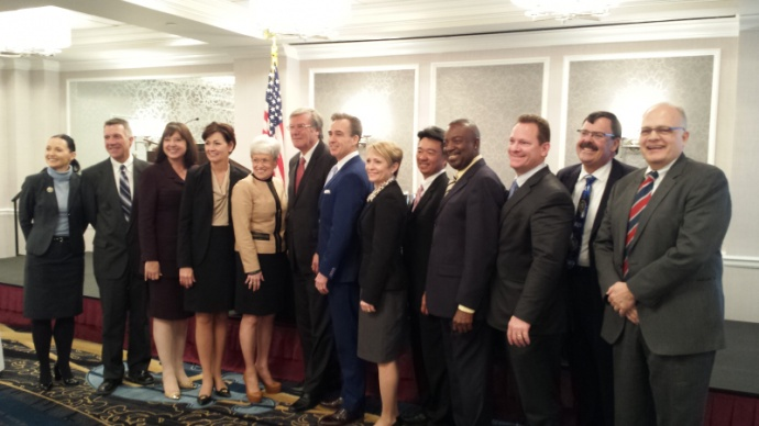 Lt. Governor Details International Sustainability Opportunity for US.  Photo courtesy Lt. Governor Shan Tsutsui.