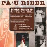 MACC Lecture: 'The Hawaiian Pā'ū Rider'