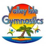 Valley Isle Gymnastics logo.