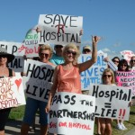 VIDEO: Maui Hospital Rally, Board Outlines Potential Cuts
