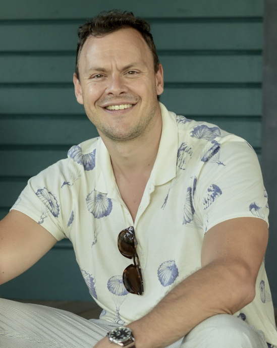 Douglas Drummond is the new general manager of Lumeria Maui. Courtesy photo.
