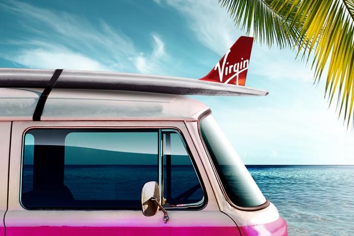 Virgin America is offering