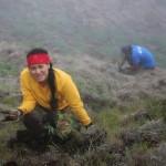 Youth Volunteers Work to Restore Habitat for Endangered Kiwikiu
