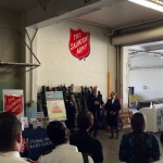 Salvation Army Launches Program to Break Cycle of Homelessness