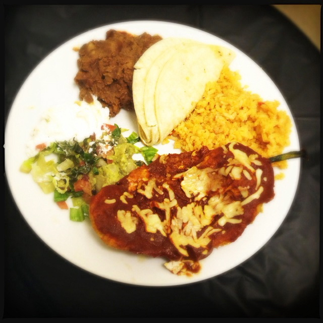 The Chile Relleno is spot-on... Provided you utter three additional words: On. The. Side. Photo by Vanessa Wolf