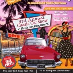 Lahaina Second Friday: Classic Cars, '50s Rock & Roll, Art