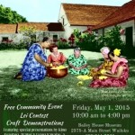 Lei Day Heritage Festival 2015 at Bailey House Museum May 1