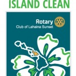 Lahaina Sunset Rotary to Lead Earth Day Beach Cleanup