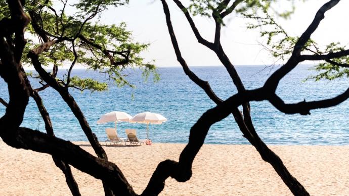 Four Seasons Resort Lānaʻi at Manele Bay. Courtesy photo.