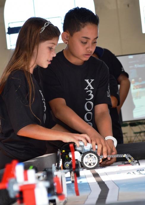 MEDB STEM fund grantees