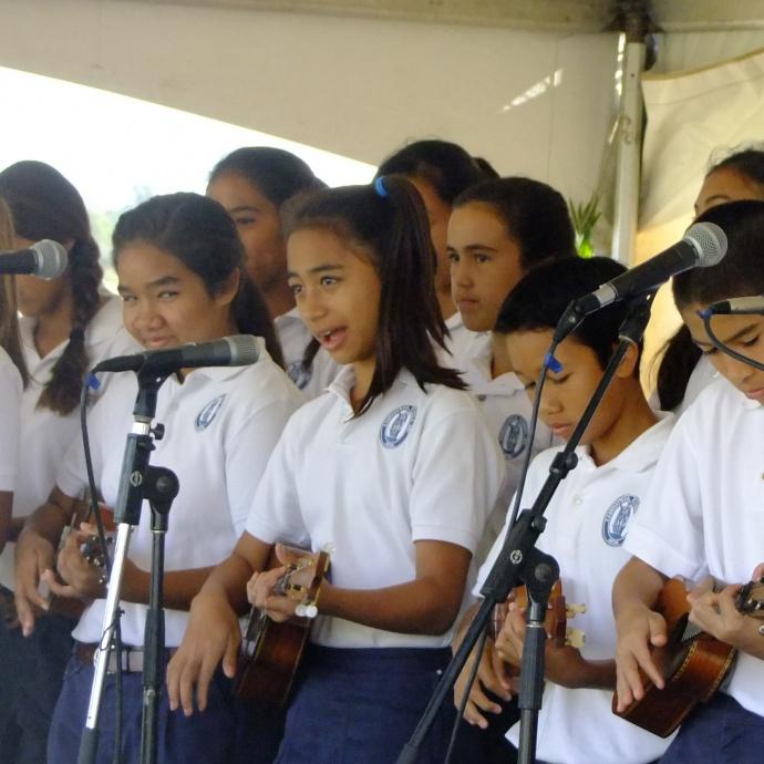 MS ukulele