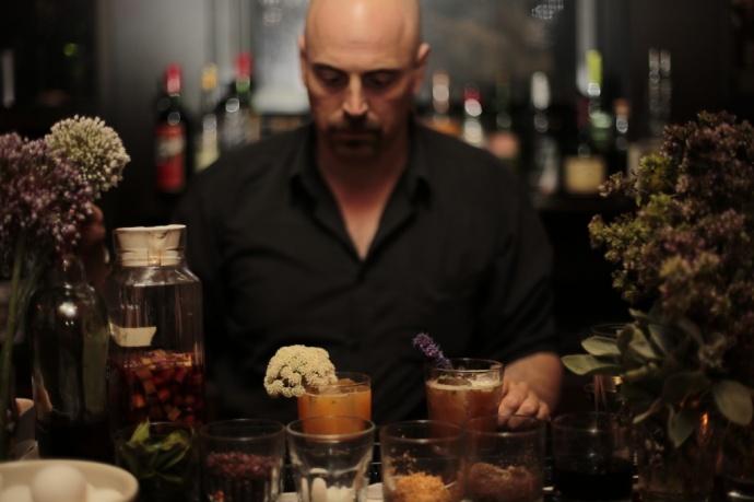 Cocktail Chef Matthew Biancaniello. Courtesy image