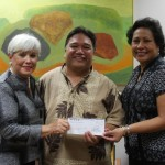 UH Maui College Receives Scholarship Fund from MCAA