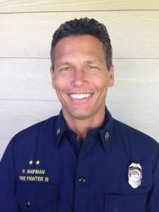 Patrick Shipman. Photo courtesy Maui Department of Fire & Public Safety.
