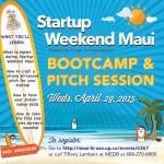 Startup Weekend Maui Kicks Off With Bootcamp & Pitch Workshop