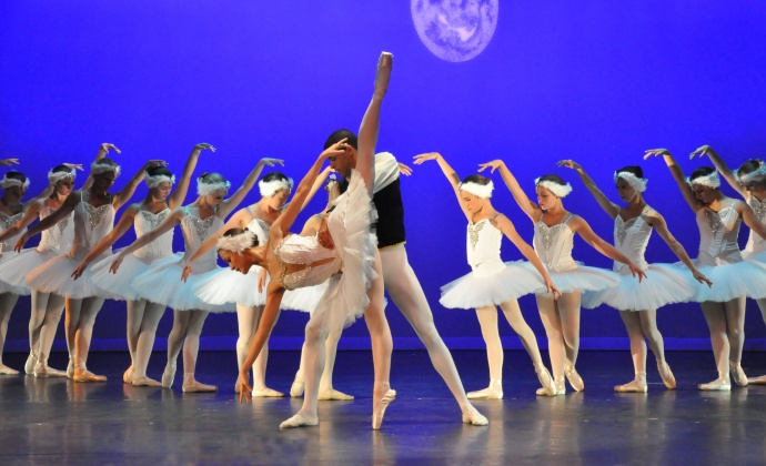 """The music and story has inspired many choreographers to continue presenting """"Cinderella."""" Courtesy photo."""
