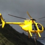 Hiker Airlifted from Waiheʻe Valley, Stranded by Rising Water