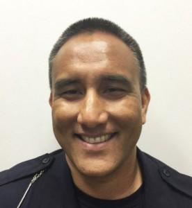 Maui Police Captain Clyde Holokai. Photo courtesy Maui Police Department.