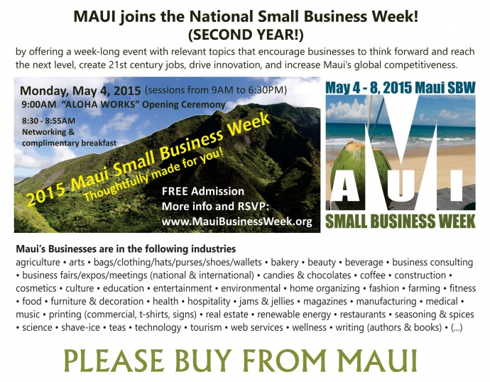 2015 Small Business Week