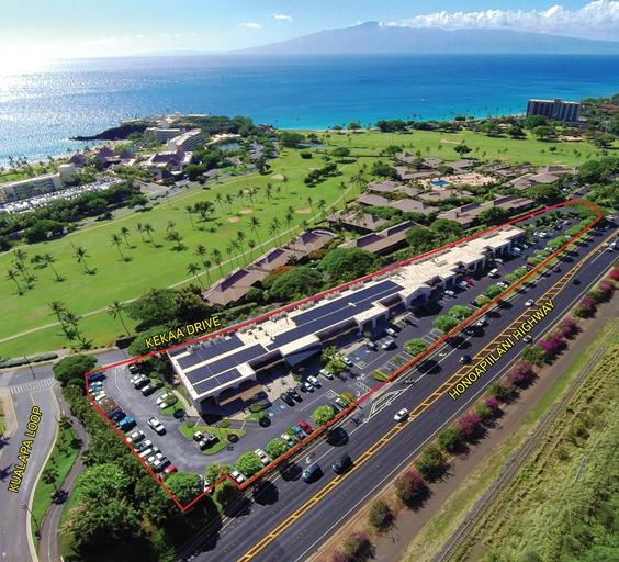Fairway Shops. Photo courtesy Colliers International Hawaiʻi.