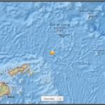 No Tsunami Threat to Hawaiʻi After 6.5 Fiji Quake