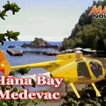 Woman Medevaced After 15' Fall at Hāna Bay
