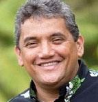 Hawaiʻi County Mayor Billy Kenoi. File image.