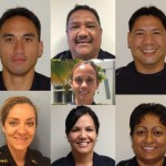Seven Maui Police Officers Promoted to Rank of Sergeant