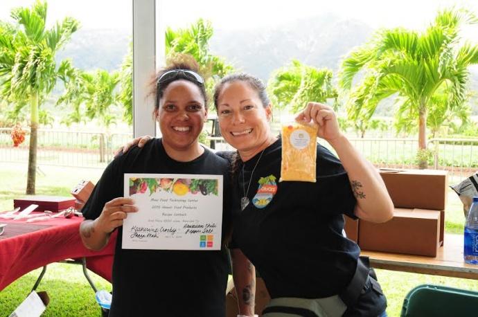 two chick hammock recepe contest winners